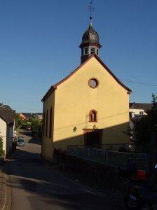 Filialkirche St Sebastian - Kirscher Kapelle (Bachstr.)